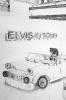Elvis in town_Detail